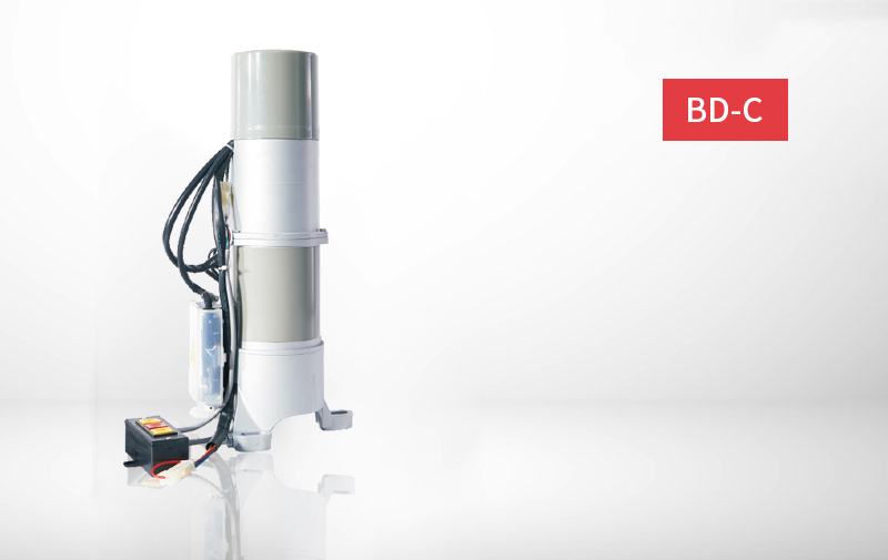 BG3009-Servo Barrier Gate